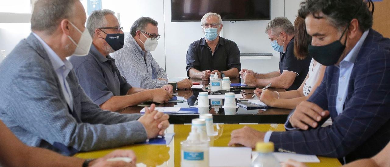 El Consorcio Valencia 2007 se disuelve para crear una entidad que gestione La Marina