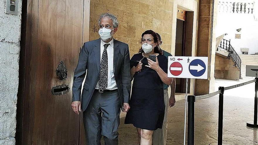 El TSJB ordena detener a la madama del  caso Cursach