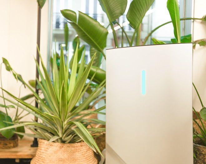 Wizard contribuye a crear un mejor lugar para vivir con aire 100 % limpio.