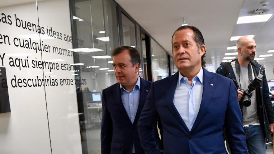"""Escotet apela a la """"prudencia financiera"""" en la nueva etapa del Deportivo"""