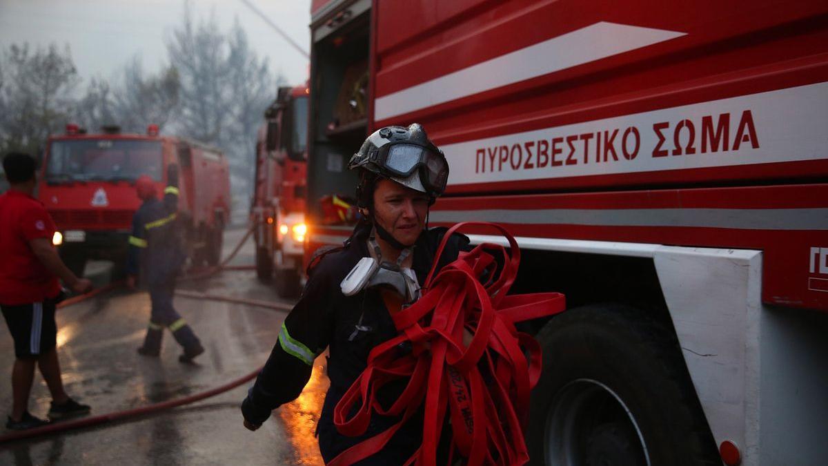 Les altes temperatures, que a Turquia superen els 45 graus, mantenen els incendis fora de control