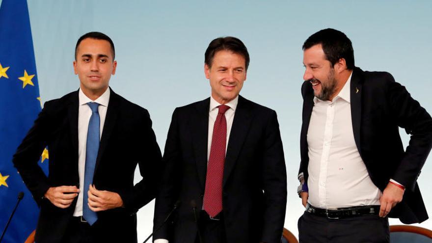 Italia abre la puerta a una posible reducción del déficit del 2,4 % del PIB