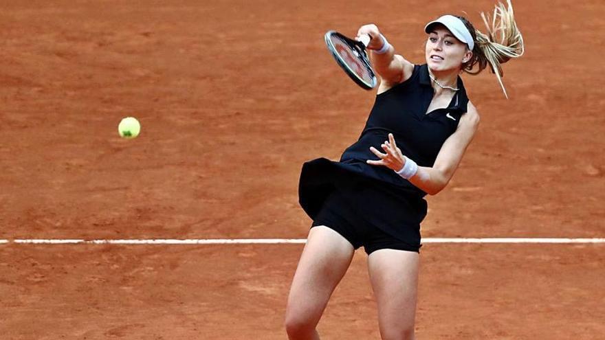 Paula Badosa perd contra la número 1 del món a la semifinal de Madrid