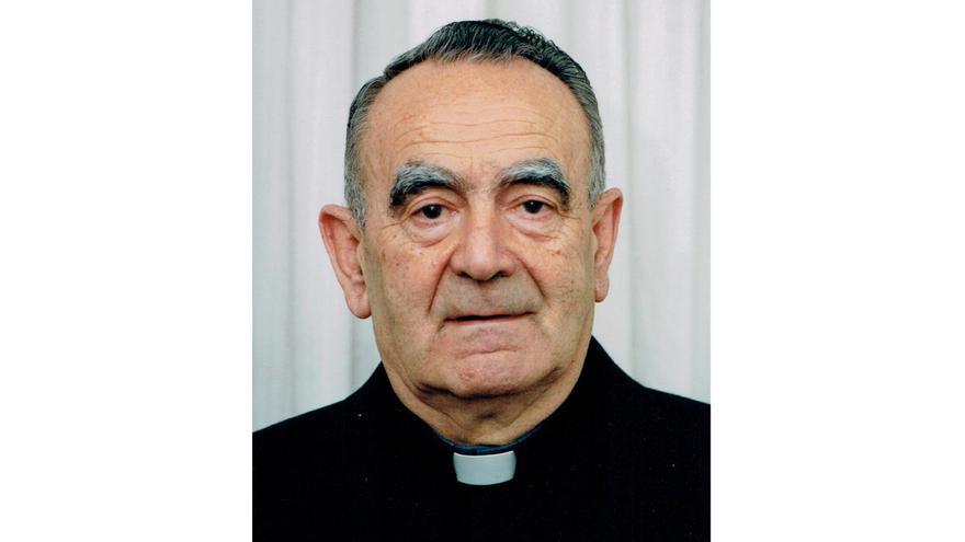 Muere el sacerdote Calixto Carrasco Rioja, capellán del Ejército