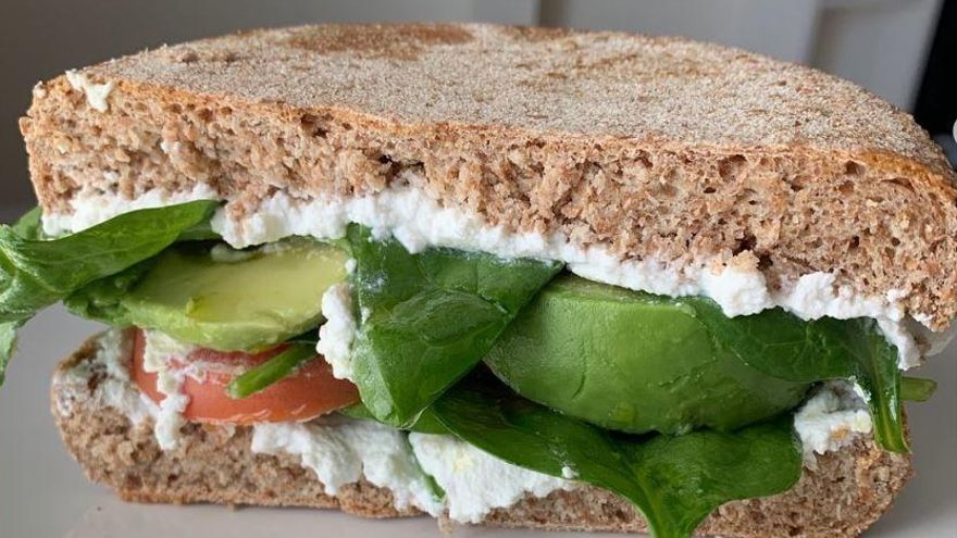 El truco para convertir el bocadillo de la merienda en una comida saludable