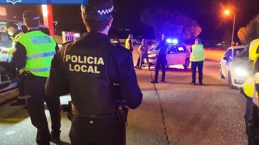 Detenido en Casabermeja tras dar una tasa de alcohol siete veces mayor