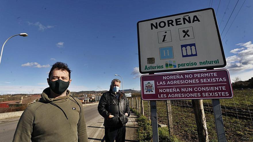 Noreña, una isla mínima confinada