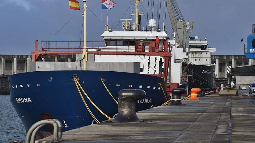 El Puerto crece un 11,78% su tráfico en enero y deja atrás ocho meses de caída
