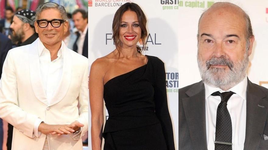 Antonio Resines, Eva González y Boris Izaguirre, premiados con el Joan Ramon Mainat del FesTVal de Vitoria