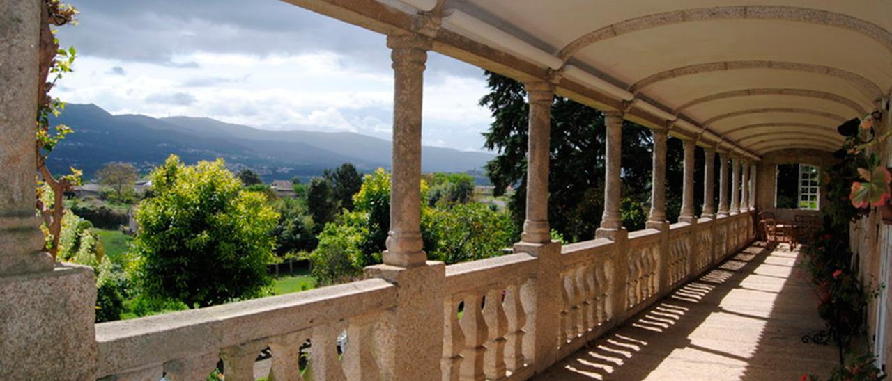 Pazo de San José de Vista Alegre en Tui