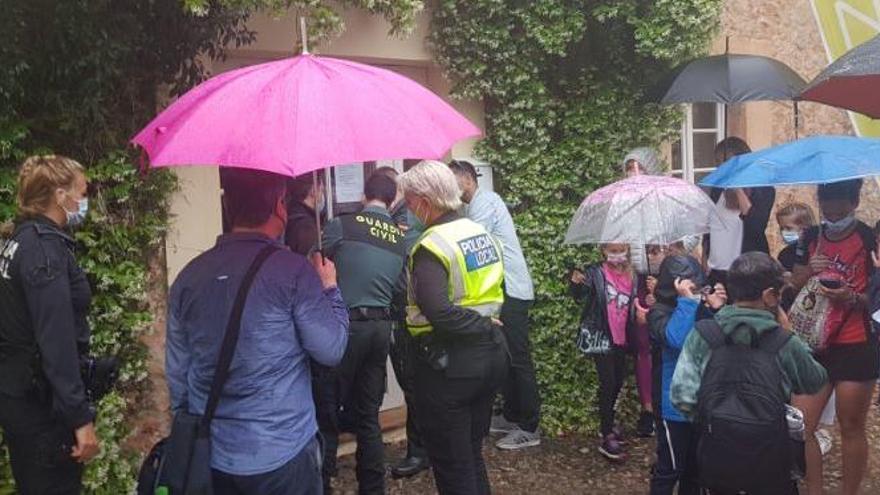 Deutsche Grundschule auf Mallorca sperrt Schüler und Lehrer aus