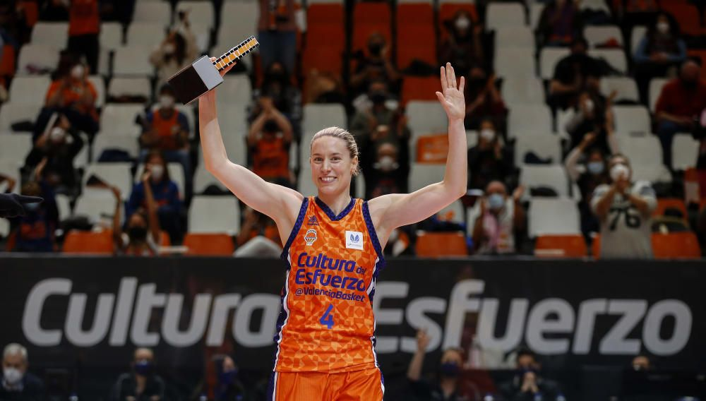 València Basket - Spar Girona, en imatges