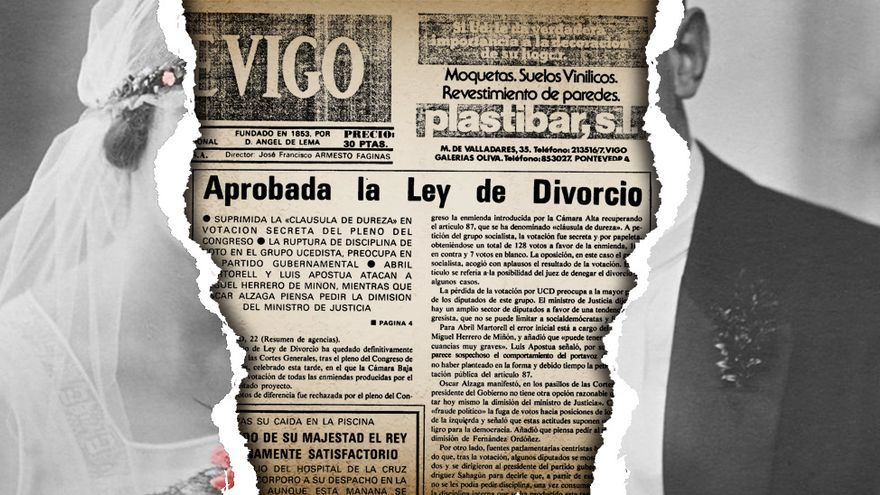Larga vida a la ley del divorcio