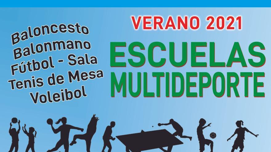 El Ayuntamiento de Jumilla abre el plazo de inscripciones para las Escuelas Polideportivas