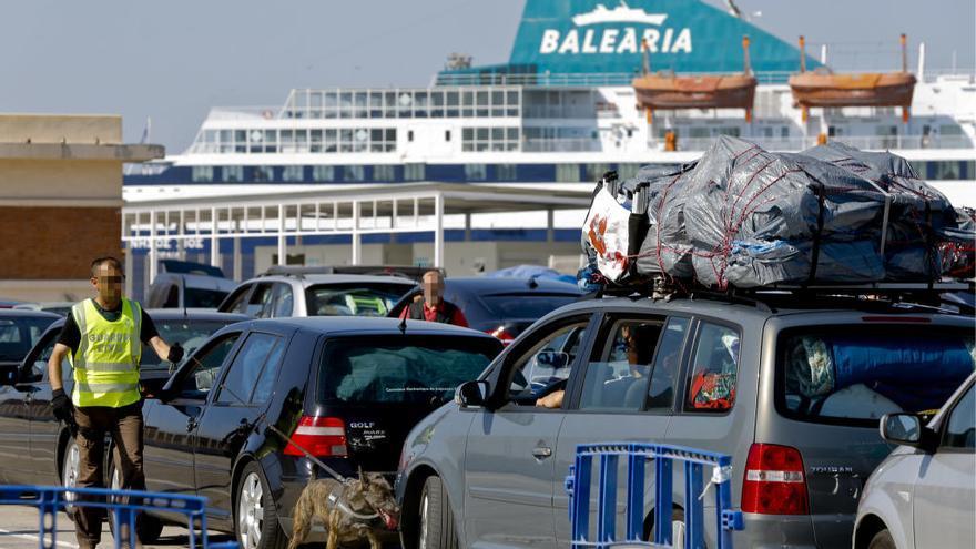 El Puerto de València ya forma parte de la Operación Paso del Estrecho