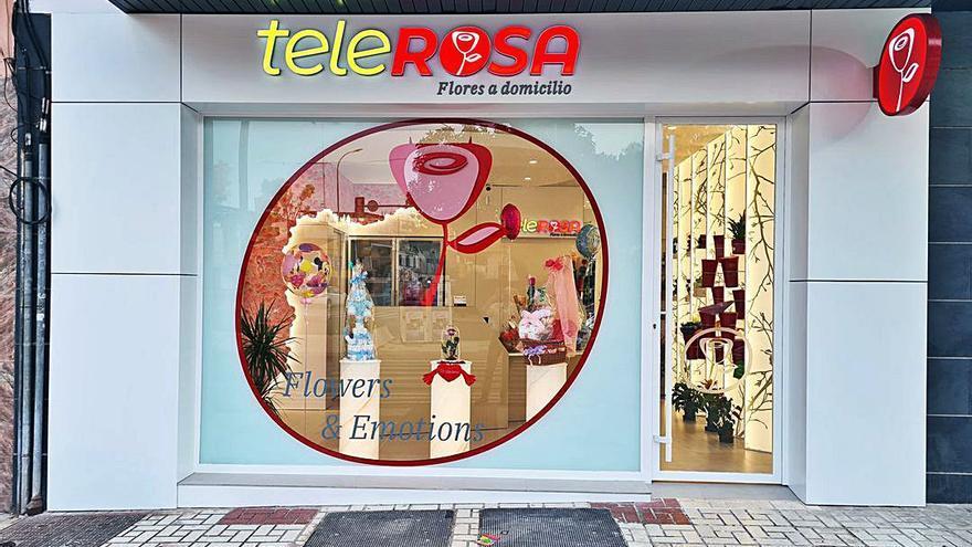 Telerosa, flores y emociones desde 1999 en Málaga