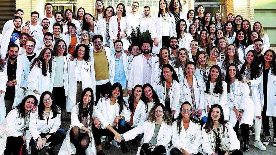 Nuevo éxito de Medicina de la UCAM con un 97,5% de aprobados en el MIR