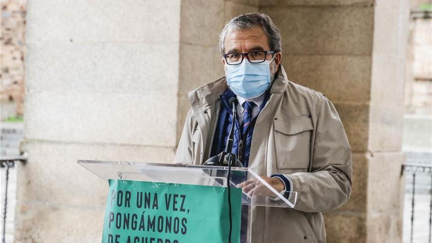 «Hay desigualdad en el tratamiento de radioterapia para los cacereños»