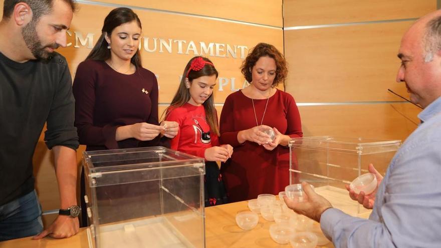 La mascletà de Fuegos del Mediterráneo abrirá el concurso de la Magdalena 2019