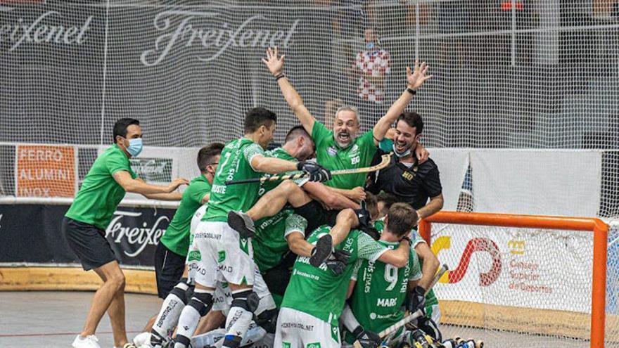El Liceo le gana la Supercopa al Barcelona
