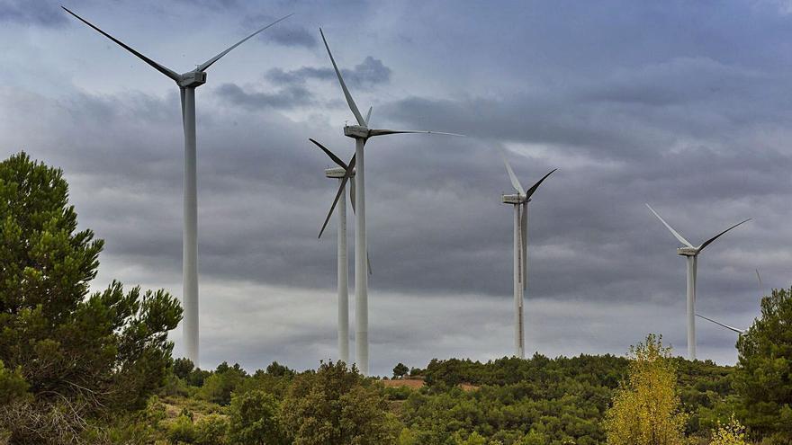 Las eléctricas ultiman la construcción de siete grandes parques eólicos en Zamora