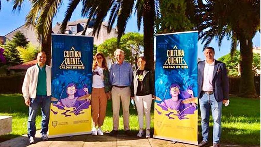 """Caldas repite su apuesta por la creatividad local en la 24 edición del festival """"Cultura Quente"""""""