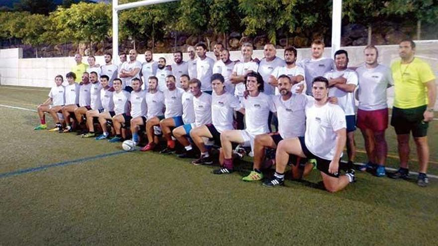 El Babarians Calvià despide el año con derrota en casa ante el Fénix Rugby