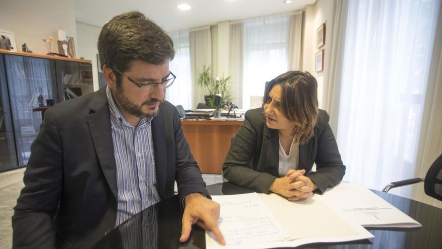 Ignacio Blanco deja Transparencia por discrepancias con la consellera Rosa Pérez