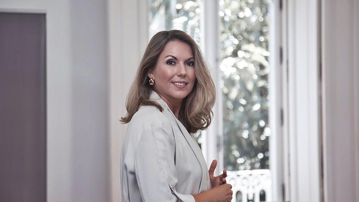 Natalia Corbalán, directora general de la Fundación Ingenio. | L. O.