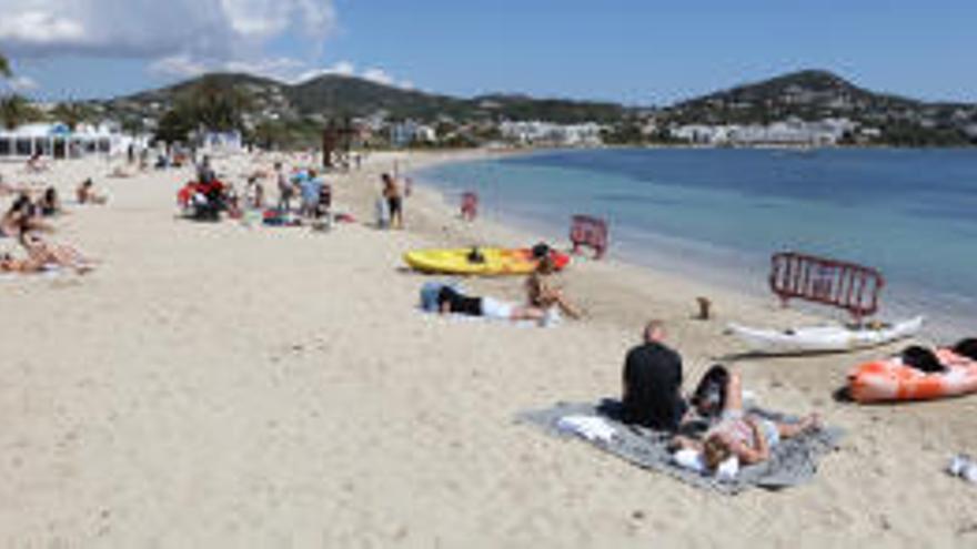 Golpean a un hombre con un hacha en la cabeza en Ibiza