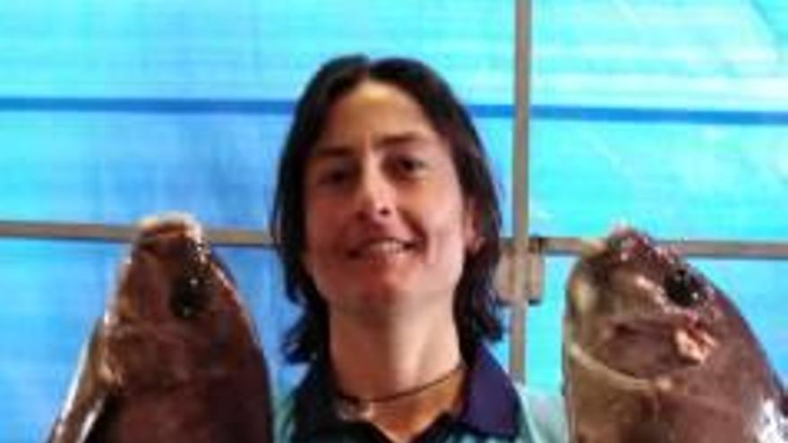Rosa González estará en el Euroafricano  de pesca submarina