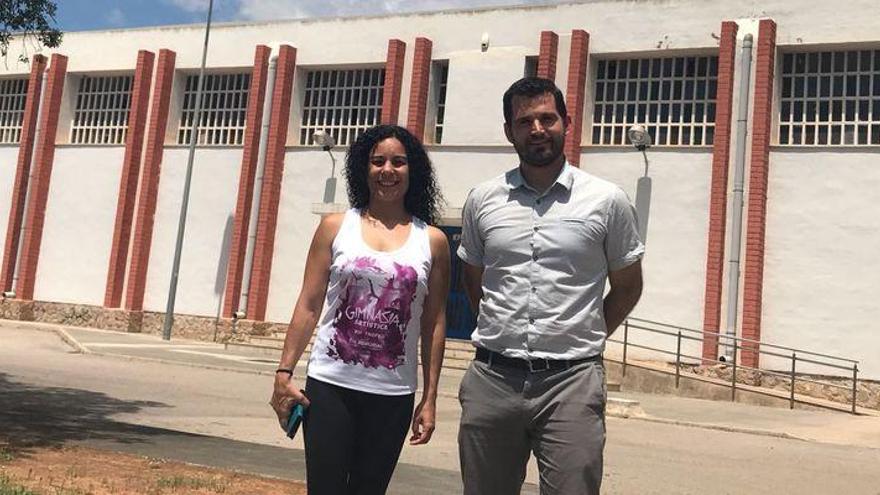 El pabellón Sindical será la nueva sede de la gimnasia artística en Castellón