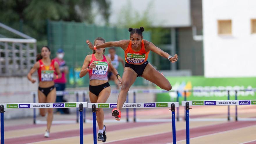 La selección valenciana de atletismo roza el campeonato de España