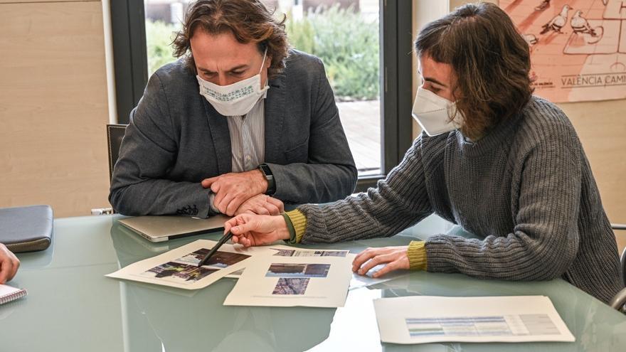 Ayuntamiento de València, UV y UJI evalúan un nuevo método de alerta de transmisión de Covid en espacio público