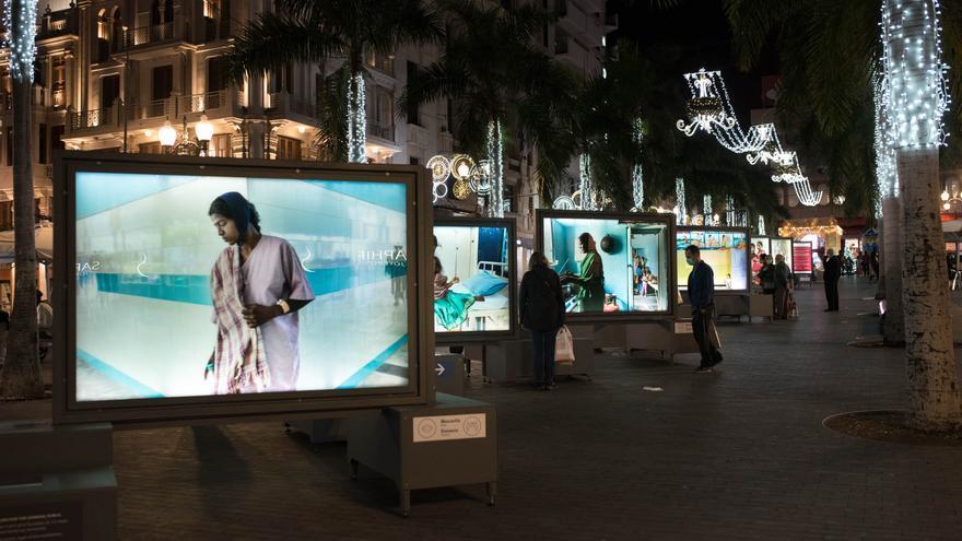 Presentación de la exposición 'Tierra de Sueños'