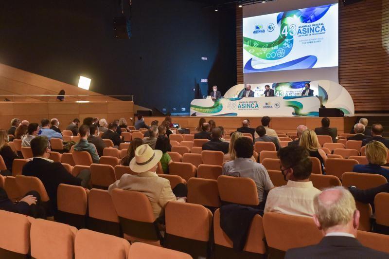 Asamblea general de Asinca