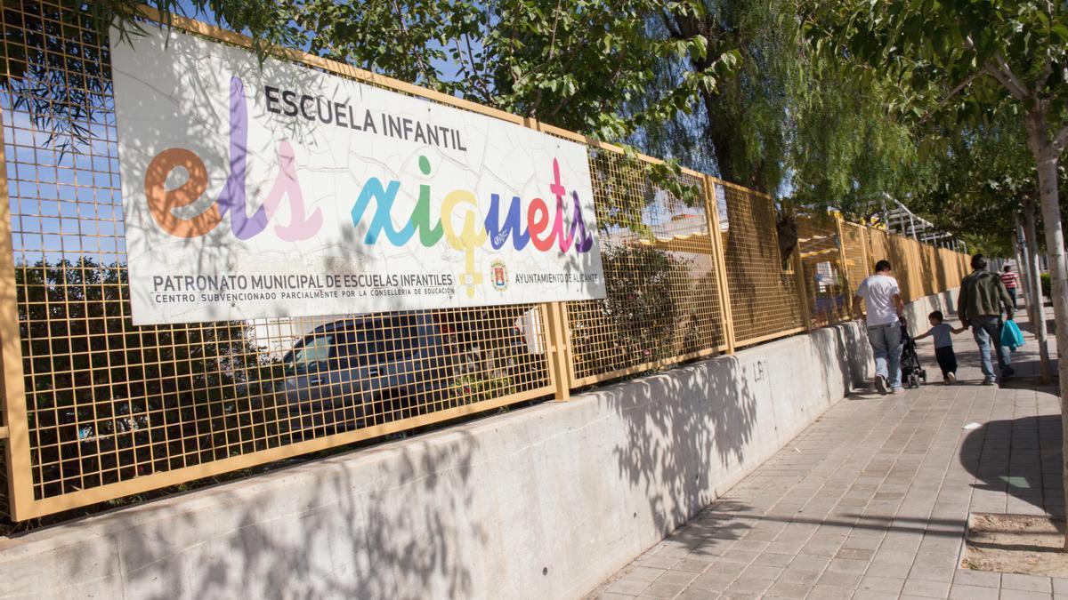 Escuela de Alicante centro de la polémica generada en redes sociales