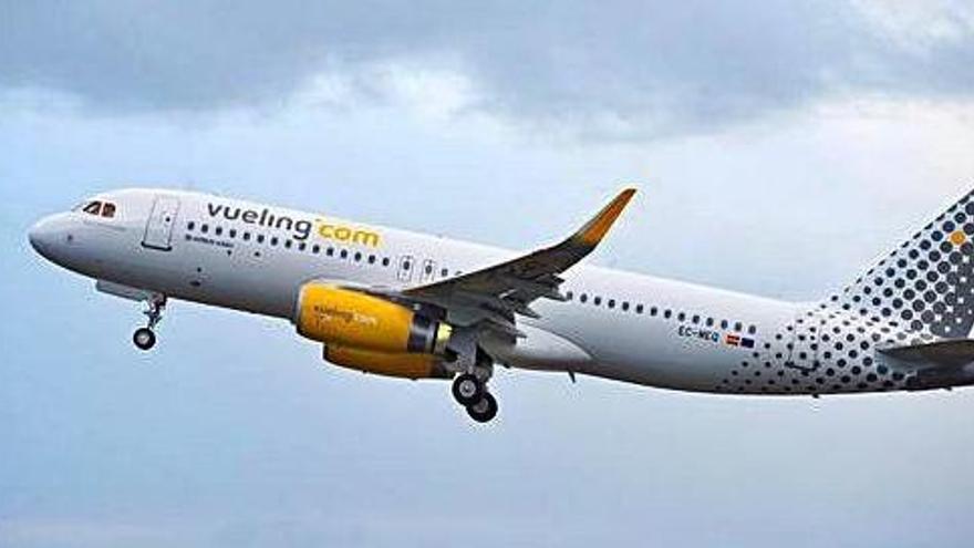 Les aerolínies 'low cost' creixen 6 punts menys que les tradicionals