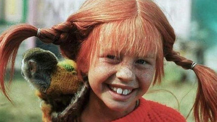 L'icona infantil i símbol feminista Pippi Calzaslargas compleix 75 anys