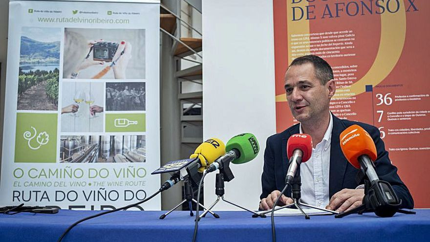 La Ruta do Viño do Ribeiro atrajo a cerca de 120.000 personas en diez años