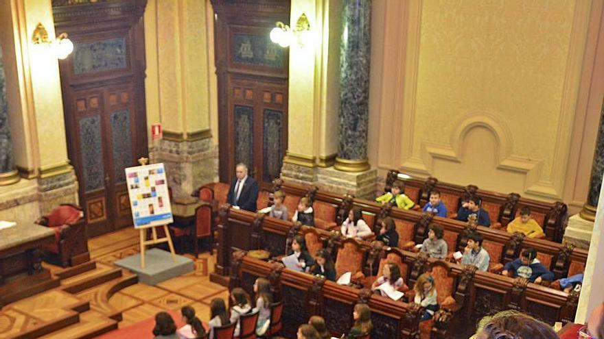 Educación impulsa un consejo infantil y juvenil para que los niños participen en la ciudad