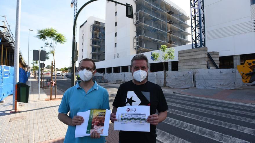 Unos 15.000 trabajadores en Córdoba inician la jornada intensiva en la construcción este lunes