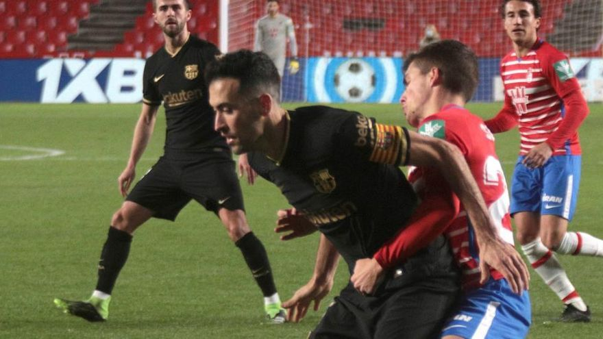 El Barcelona se juega el pase a semifinales a cara o cruz en Granada