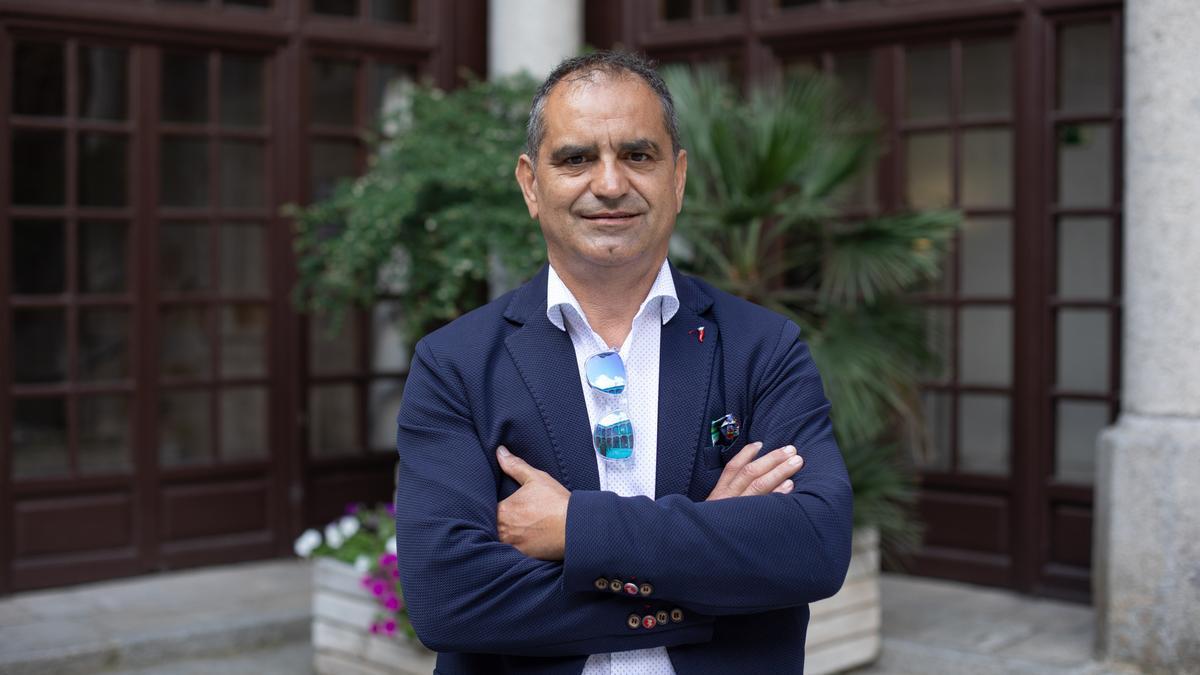 José Luis Pascual, director de la AECT Duero-Douro