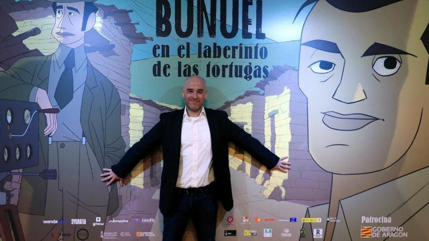 """La película """"Buñuel en el laberinto de las tortugas"""", en el ciclo de cine de Fetiche esta noche en Multicines de Benavente"""
