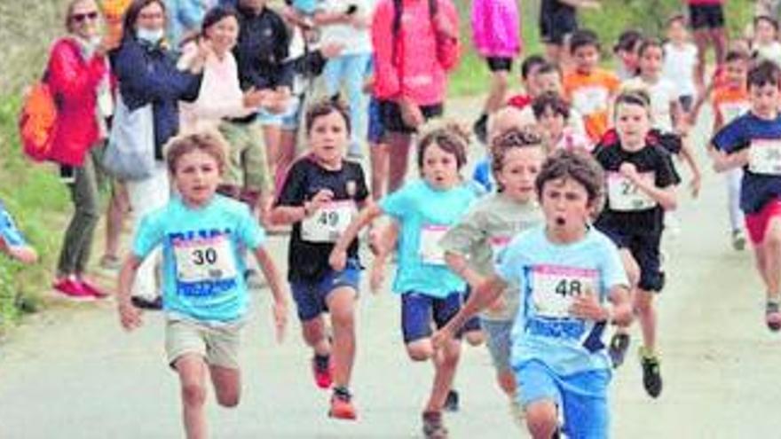 La Cursa Popular d'Age, a Puigcerdà, reuneix un total de 240 esportistes