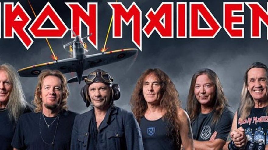 Rock in Río anuncia a Iron Maiden y Megadeth para su edición de 2021