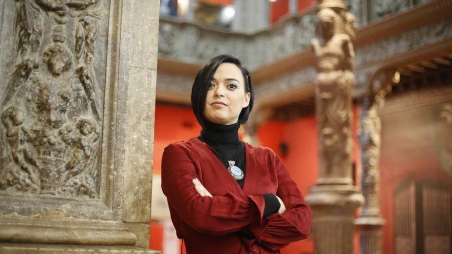 """Lucía C. Pérez-Moreno: """"Reflexionar sobre el género no es negativo, sino inclusivo"""""""