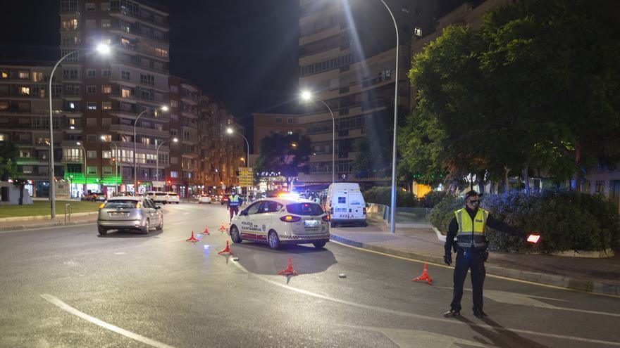 La Policía Local de Cartagena pone 41 multas este fin de semana por no cumplir las medidas anticovid
