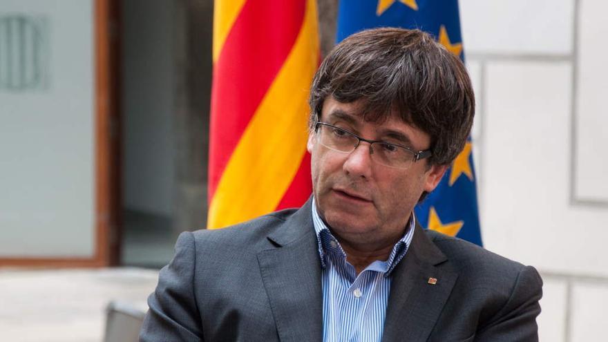 El informe al Parlamento Europeo pedirá levantar la inmunidad de Puigdemont, Ponsatí y Comín